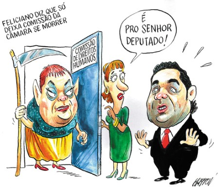 charge feliciano