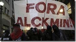fora alckmin