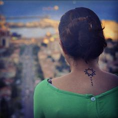 tatuagem bahá'i