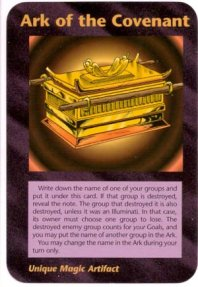 inwo ark covenant