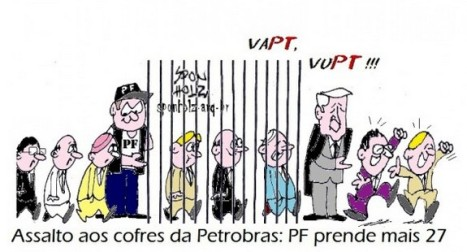 charge petrobras