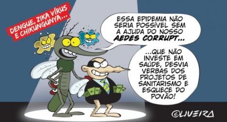 aedes corrupt